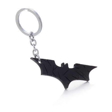 Super Hero Dark Knight Batman Bat Metal Ring Keychain Pendant Key Chain - Superhero Keychains