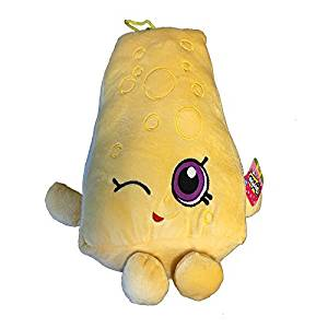 "Plush - Shopkins - 12"" Chee Zee Soft Doll Toys 153881"