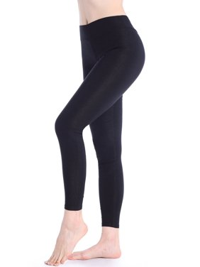 422e5b8d6 Product Image SAYFUT Women's Essential Solid Colors Knit Leggings Full  Length Seamless Stretchy Skinny Tights Workout Gym Sports
