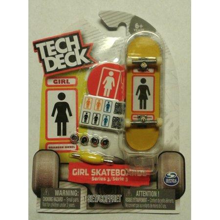 Tech Deck ULTRA RARE Girl Skateboards