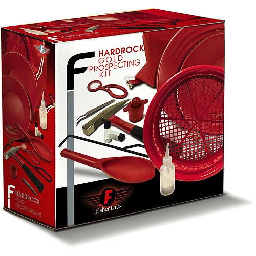 Fisher Hardrock Prospecting Kit