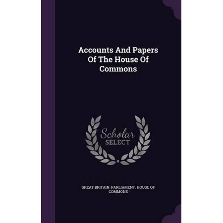 Accounts and Papers of the House of Commons - image 1 of 1