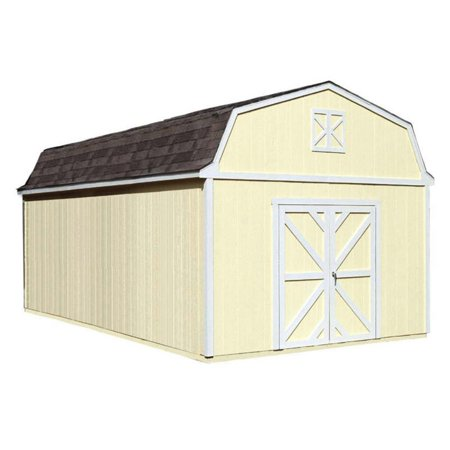 Handy Home Sequoia Storage Shed - 12 x 24 ft. (Shed Plans 12x24)
