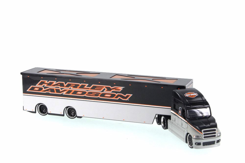 Harley Davidson Long Haulers, Gray Maisto 11516 1 64 Scale Diecast Model Toy Car by ModelToyCars