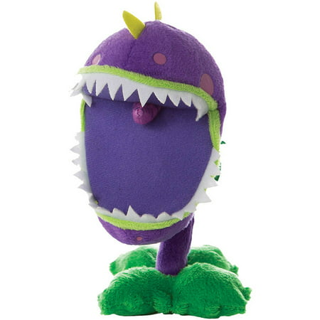 Plants Vs Zombies 7 Quot Chomper Plush Walmart Com