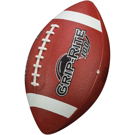 Franklin Sports Grip-Rite 100 Junior Rubber Football](Foot Balls)