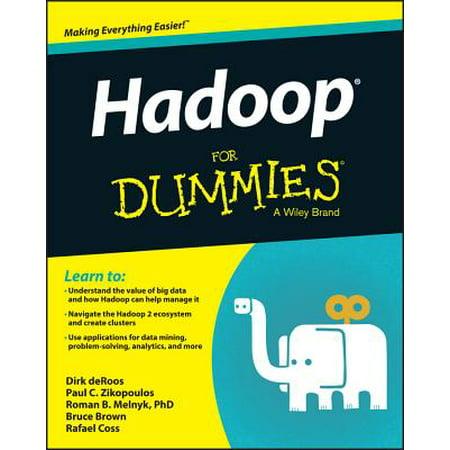 Hadoop For Dummies - eBook