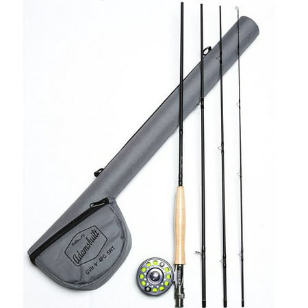 Adamsbuilt gvh fly fishing combo for Walmart fly fishing