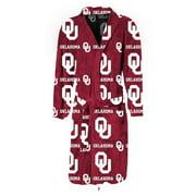 University of Oklahoma Sooners Men's Lightweight Fleece Robe