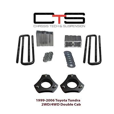 Steel Toyota Tundra LIFT KIT FRONT 3