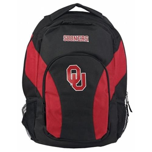 Oklahoma Sooners Draft Day Back Pack - Black