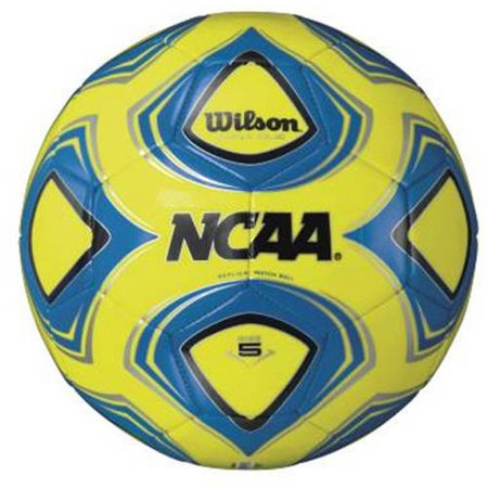 Wilson Copia Due Soccer Ball, Size 5, Yellow