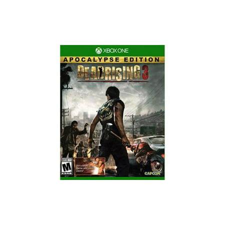 Dead Rising 3: Apocalypse Edition, Microsoft, Xbox One, 885370827767