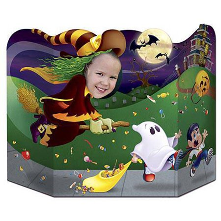 Witch Photo Prop Halloween Decoration - Halloween Witch Popularmmos
