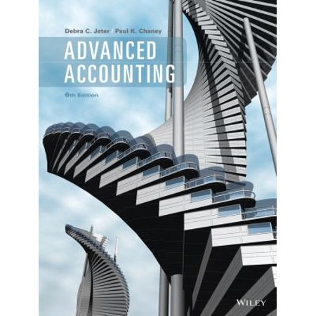 Advanced Accounting   Wileyplus