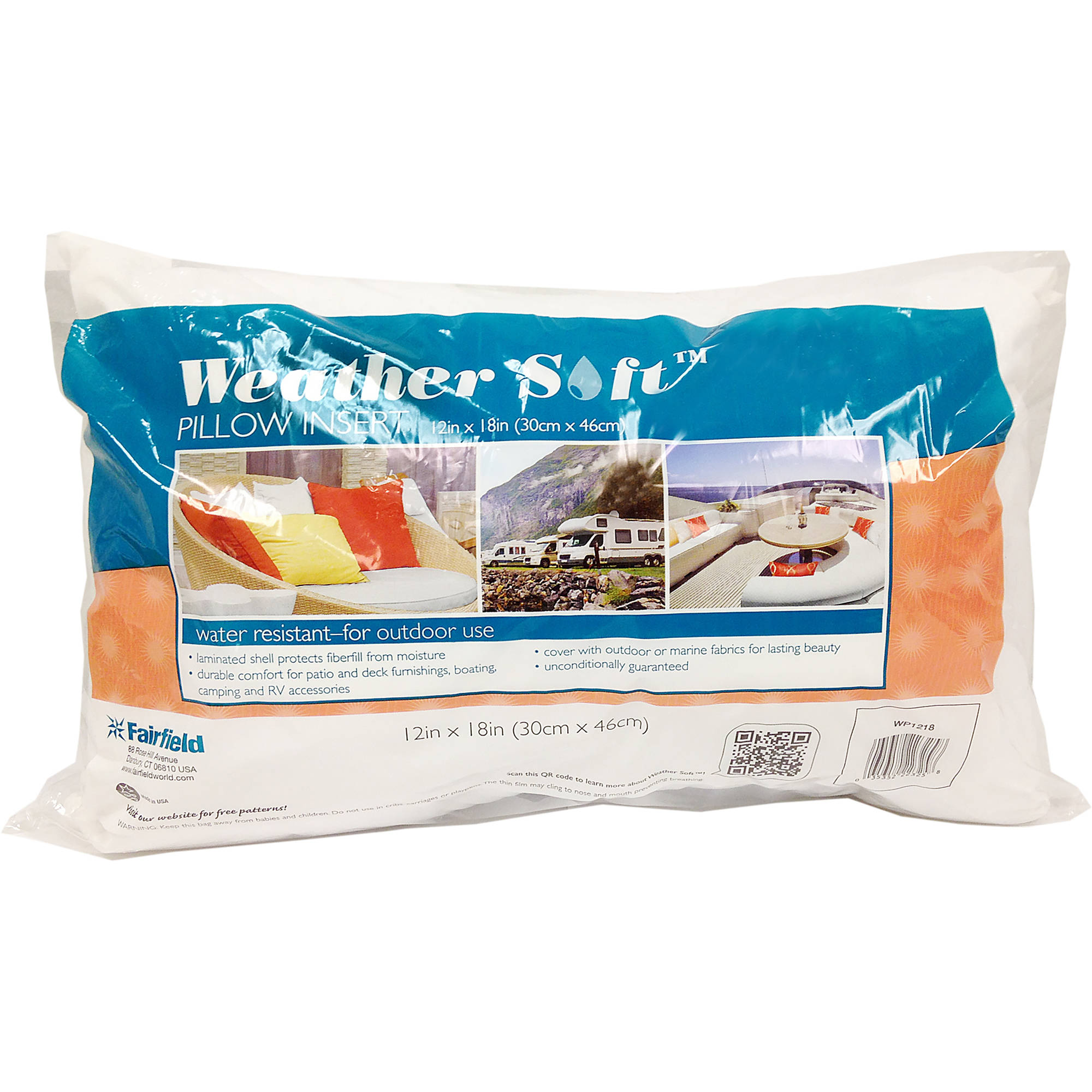 Weather Soft Indoor/Outdoor Pillow