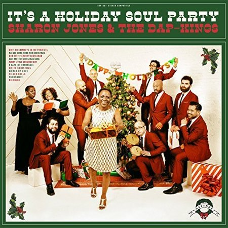 Sharon Jones & the Dap-Kings - It's a Holiday Soul Party - Vinyl ()