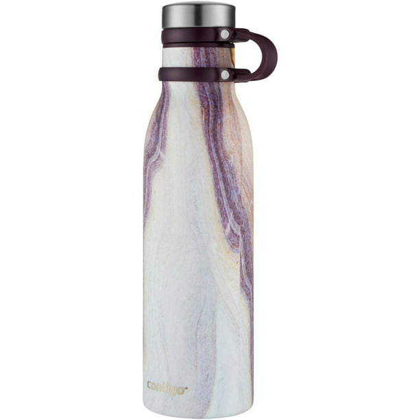 Contigo Couture Thermalock Vacuum-insulated Stainless Steel Water Bottle, 20 Oz., Sandstone