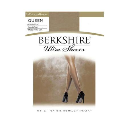 7e65ecc14b Berkshire - Berkshire Women s Plus Size Queen Ultra Sheer Control ...