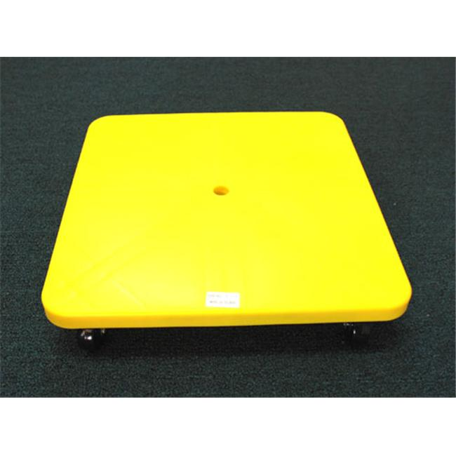 Everrich EVB-0025 16 Inch Scooter without Handle - Yellow
