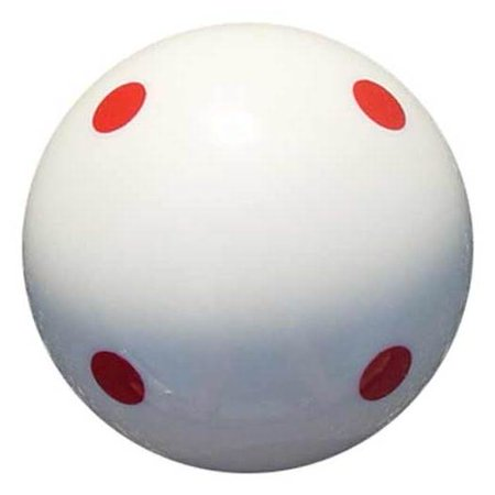 Instructional Sterling Professional Spotted Cue Ball w Red Dots