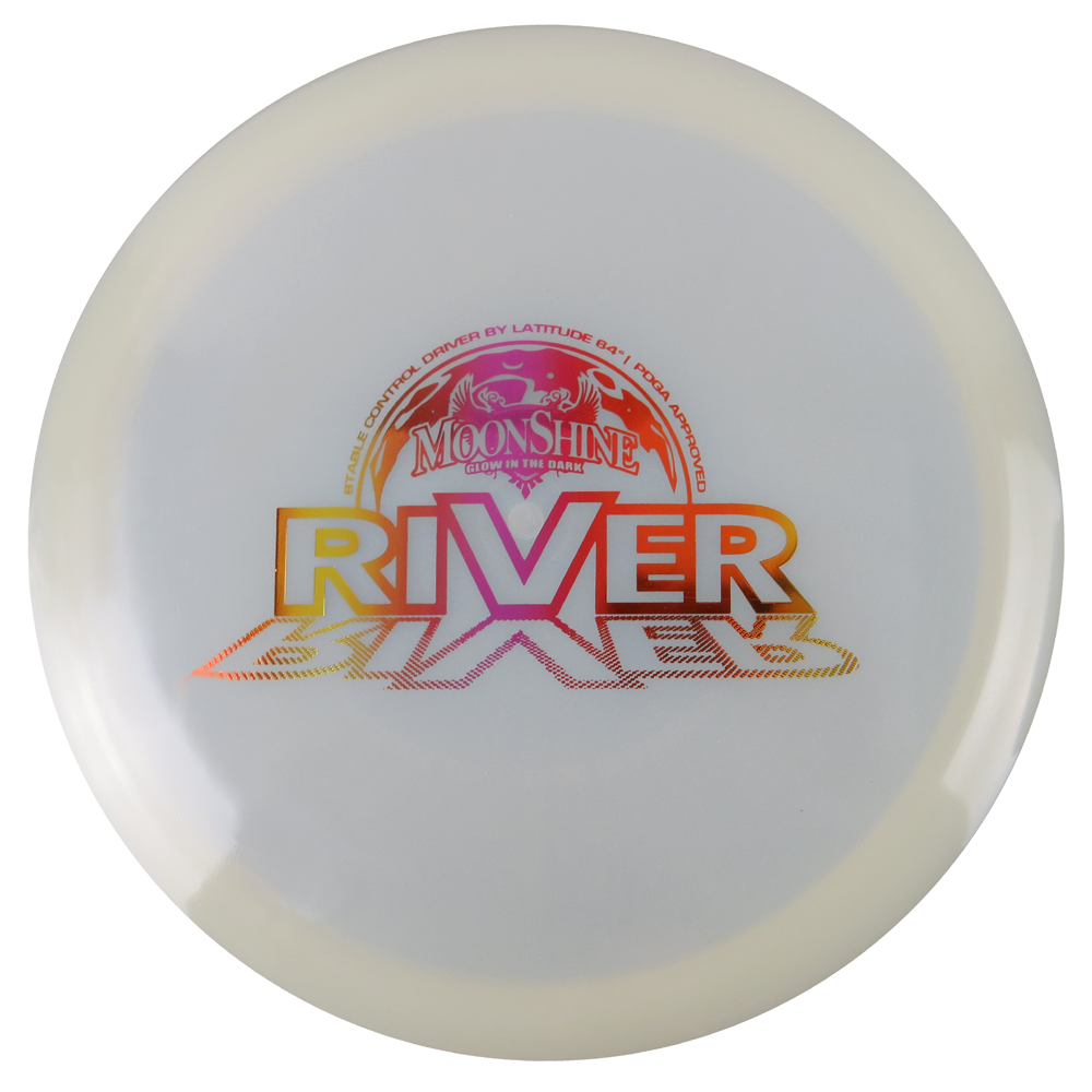 Latitude 64 Moonshine Opto River 173-176g Fairway Driver Golf Disc [Colors may vary] - 173-176g