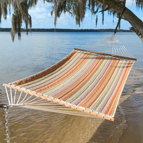 Freeport Park Heaven Quilted Double Tree Hammock