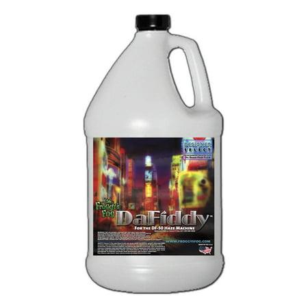 Dafiddy   Oil Less Haze Juice Fluid For Df 50 Machine   1 Gallon