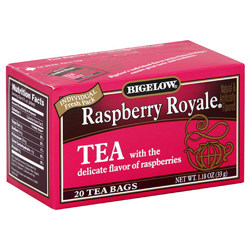 Bigelow Raspberry Royale Tea, 20ct  (Pack of 6)