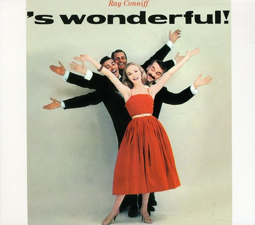 Ray Conniff - S Wonderful/It's the Talk of the Town [CD]
