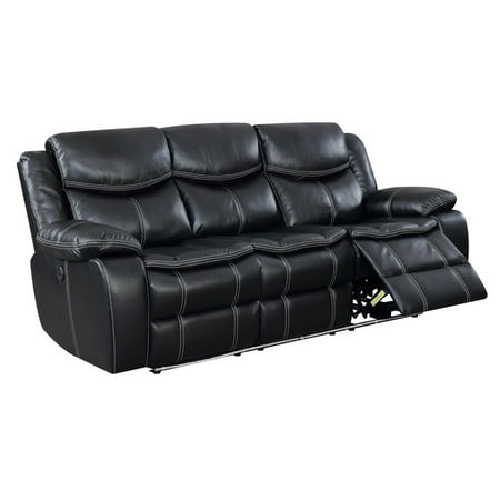 Furniture Of America Stanton Faux Leather Power Reclining
