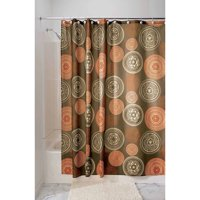Product Image InterDesign Bazaar Fabric Shower Curtain