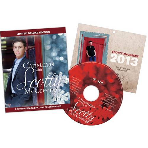 Christmas With Scotty McCreery 'ZinePak (Walmart Exclusive) (Limited Deluxe (Fender Hot Rod Deluxe Iii Limited Edition Review)