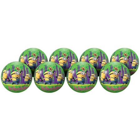 Hedstrom #10 Minions Playball Deflate Party Pack - Minion Cutout