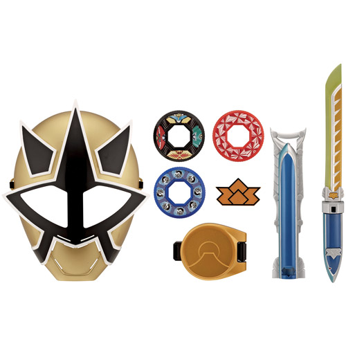 Power Rangers Ranger Training Gear Play Set, Light