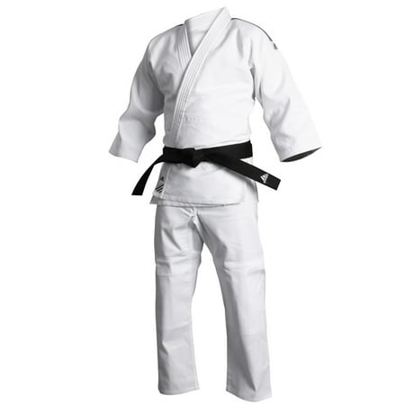 adidas Judo Martial Arts Double Weave Gi, White