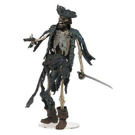 NECA Pirates of the Caribbean Action Figure Series 1 Skeleton Pirate Pirates Caribbean Skeleton