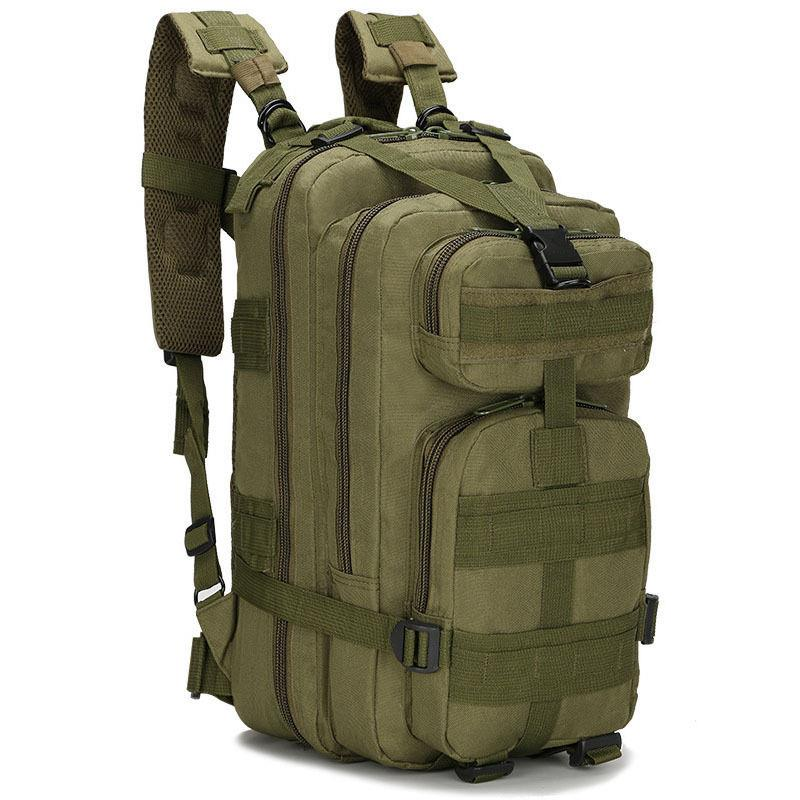 30L Military Molle Camping Backpack Camping Hiking Travel Tactical Bag Outdoor