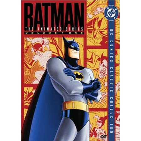 Batman The Animated Series: Volume 1 (DVD)