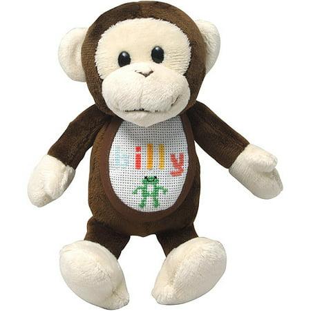 Ready, To, Stitch Stuffed Animals, Monkey