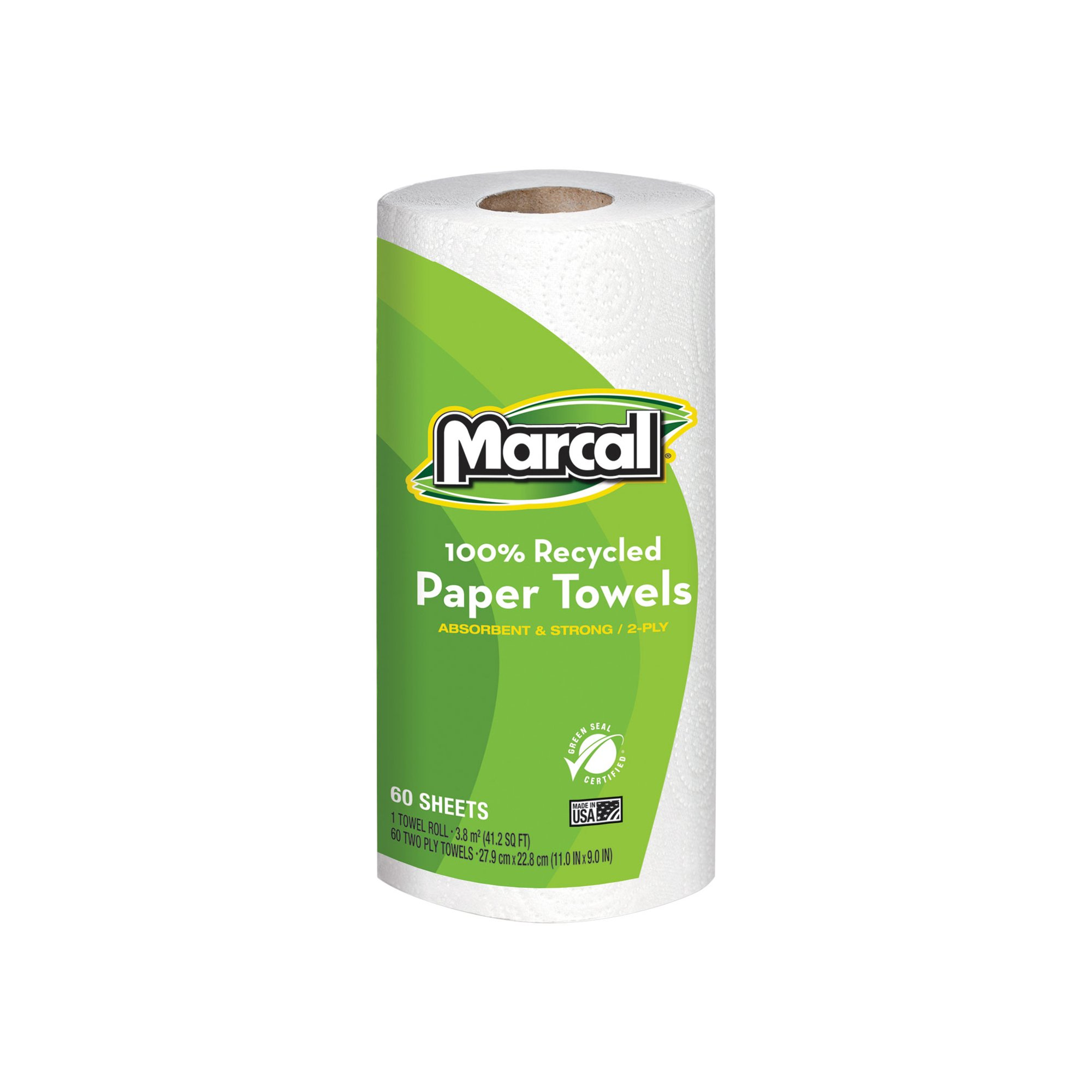 An Item Of Marcal Small Steps Recycled Paper Towels