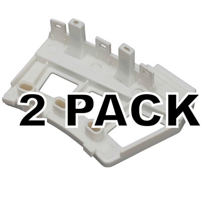 2 Pk, Washing Machine Motor Sensor for LG, AP4440680, 6501KW2002A Brand New, Pack of 2, washing machine motor position sensor switch replaces LG Appliances, 6501KW2002A.