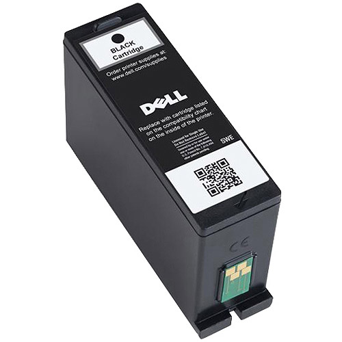 Dell Single Use Series 31 Black Inkjet Print Cartridge (GPDFF)