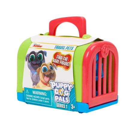 Puppy Dog Pals Travel Pets - Green Carrier - Walmart.com 905bd5c18887e