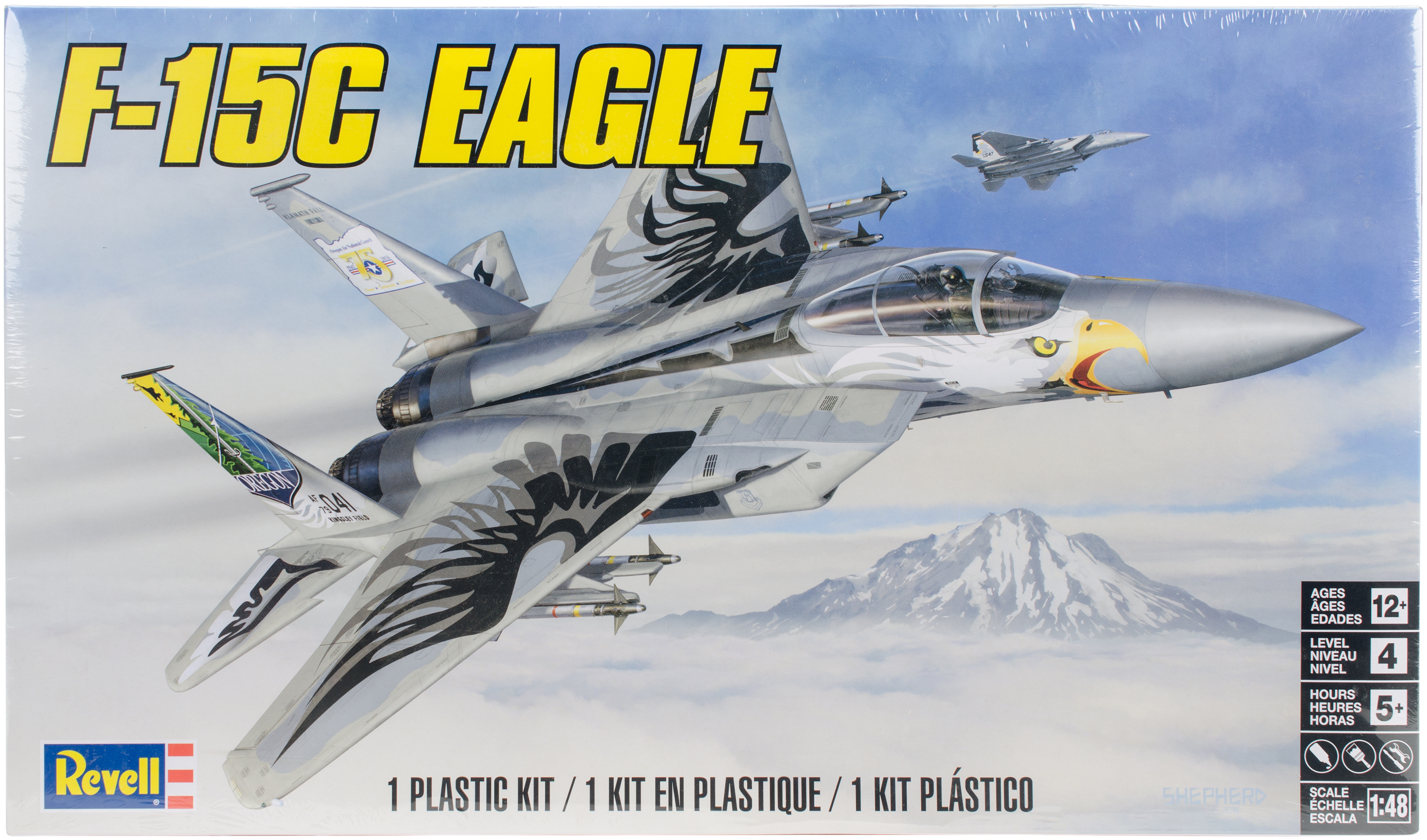 Revell F-15C Eagle Model Kit by Revell