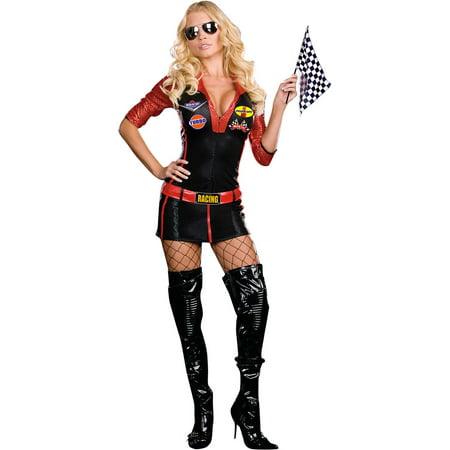 Drive It Women's Adult Halloween Costume