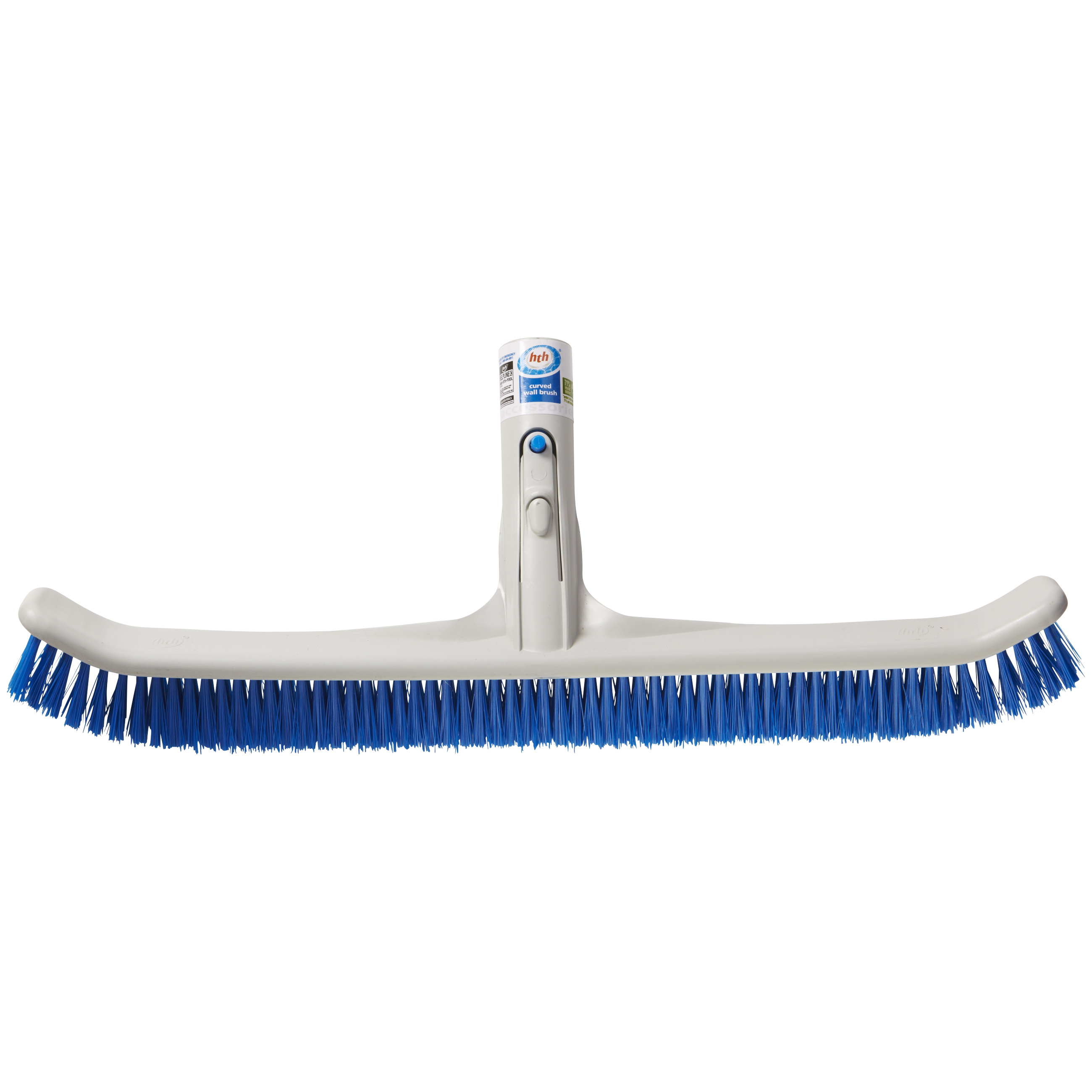 """HTH 16"""" Curved Wall Brush"""