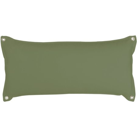 Pawleys Island Leaf Chambray Traditional Hammock Pillow