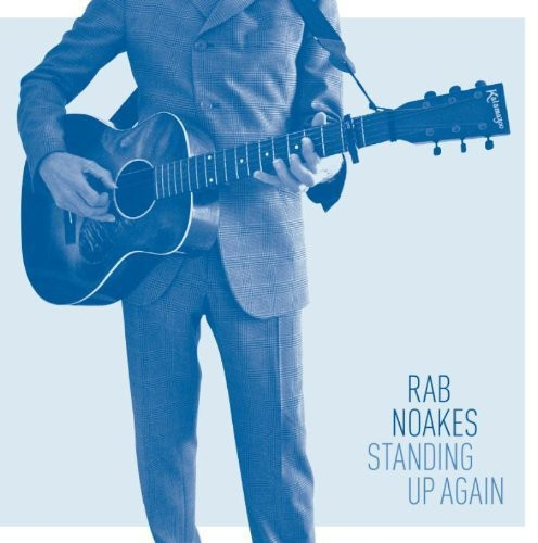 Rab Noakes - Standing Up Again [CD]