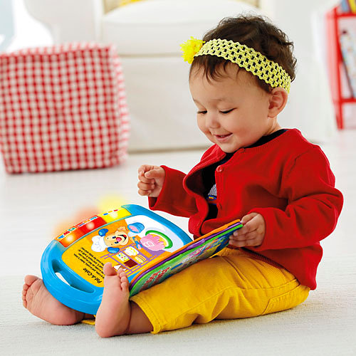 Fisher Price Laugh & Learn Storybook Rhymes by Fisher-Price